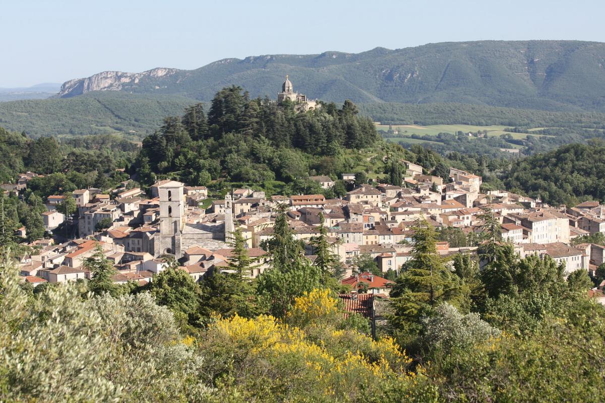 Forcalquier - Lubéron - France