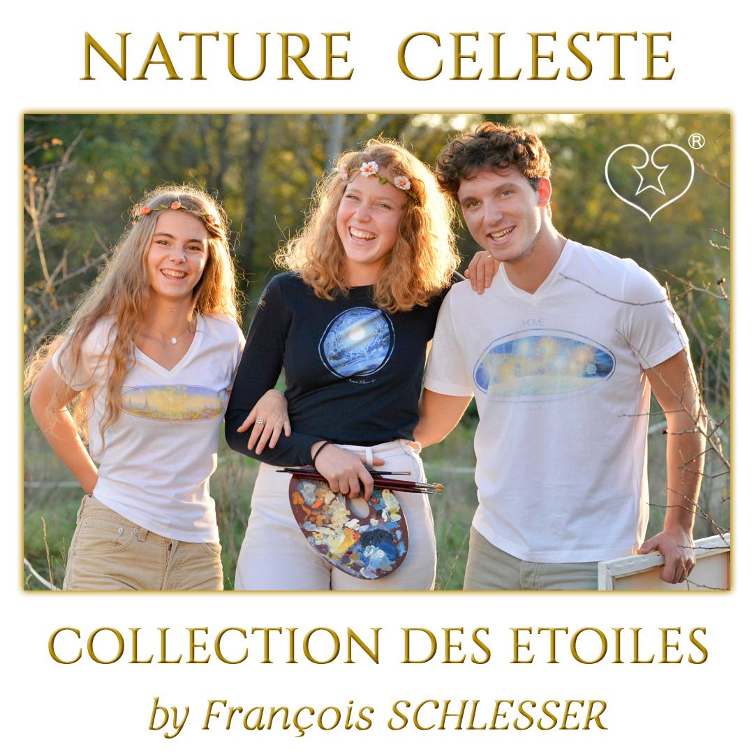Collection des étoiles Nature Céleste