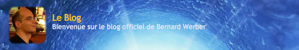 Blog officiel de Bernard Werber